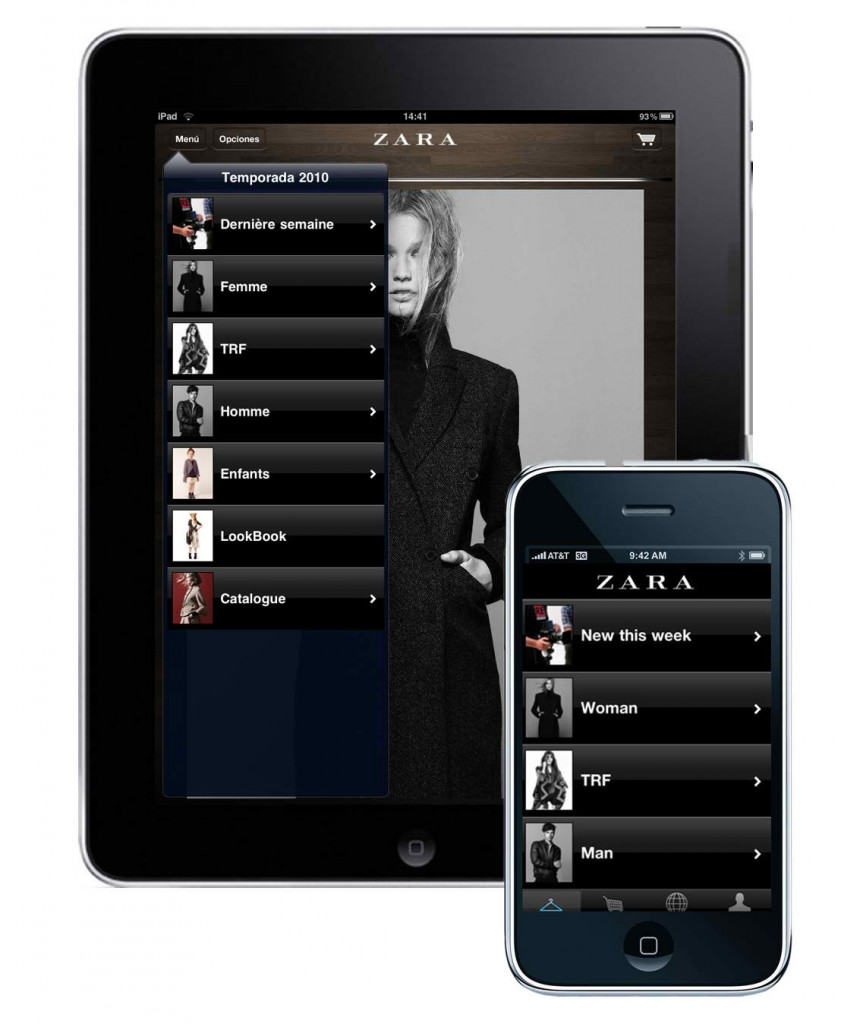ipad-iphone-zara click and collect