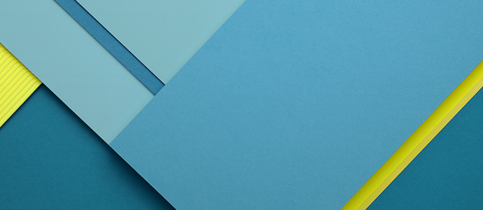 Tendances marketing 2015, Material Design